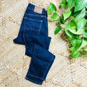Lucky Brand Jeans Sophia Skinny Darkwash